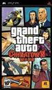 SONY PSP Game GRAND THEFT AUTO CHINATOWN WARS